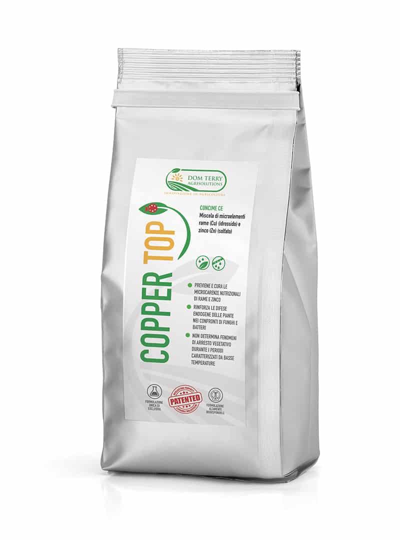 Copper Top per agricoltura biologica - Sacchetto