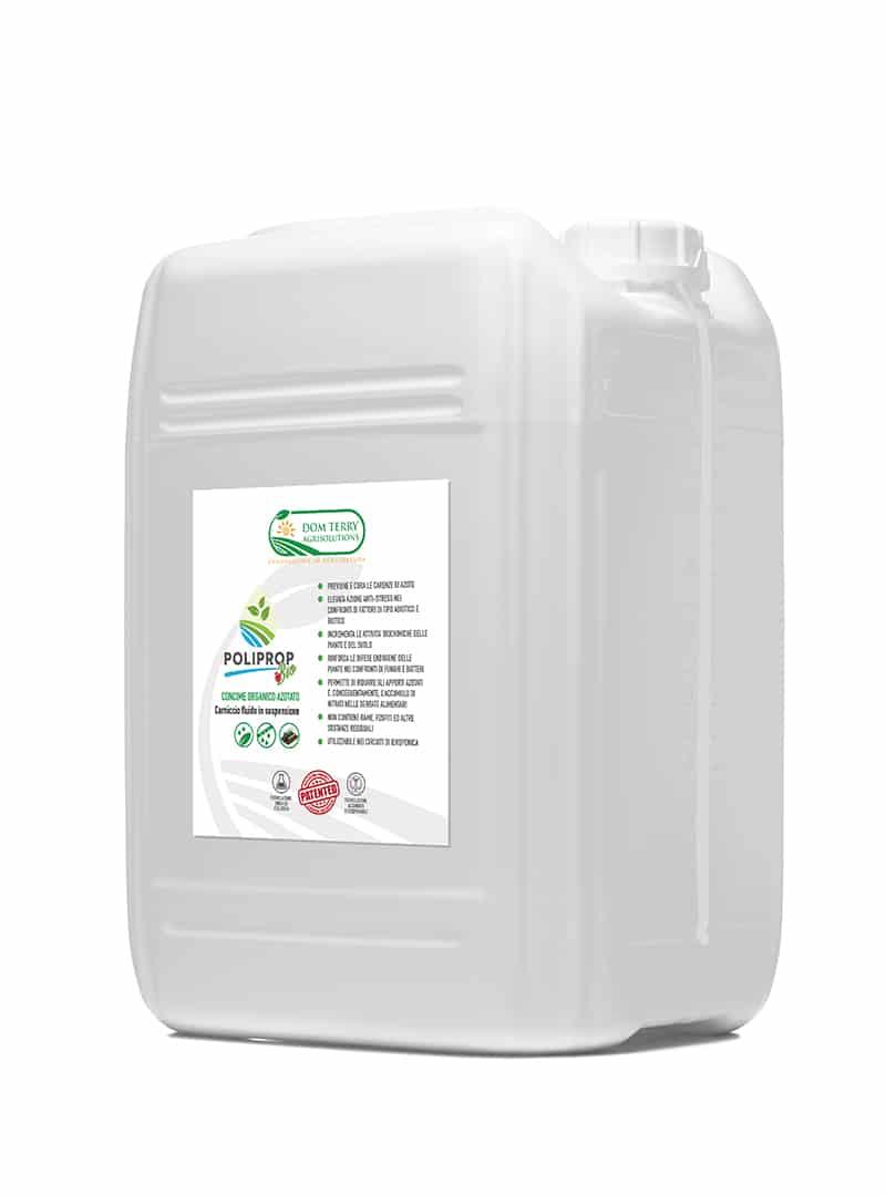 Poliprop Bio: concime organico azotato - Tanica