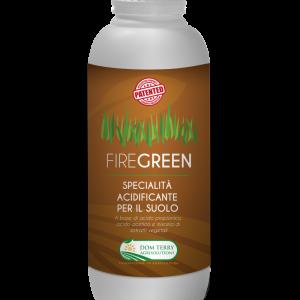 Firegreen: specialità acidificante per il suolo - Flacone