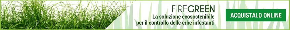 Firegreen: controllo erbe infestanti - Acquista online